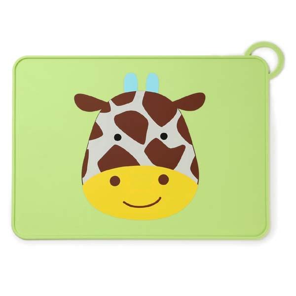 SKIP HOP Zoo Podložka na stůl Žirafa
