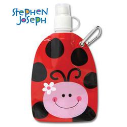 STEPHEN JOSEPH dětská plastová lahvička Beruška