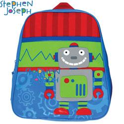 STEPHEN JOSEPH dětský Go-Go batůžek Robot