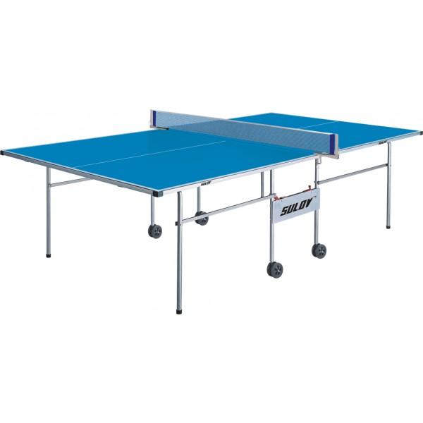 Venkovní stůl na stolní tenis OUT500, modrý