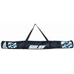 Vak na sjezdové lyže SULOV, pro 1 pár, černo-modrý