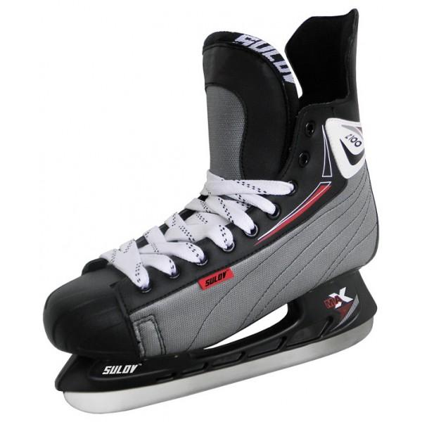 SULOV Z100 hokejové brusle, velikosti 38-46